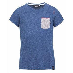 Pánské triko Chillaz Kamu Velikost: L / Barva: tmavě modrá