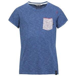 Pánské triko Chillaz Kamu Velikost: XXL / Barva: tmavě modrá
