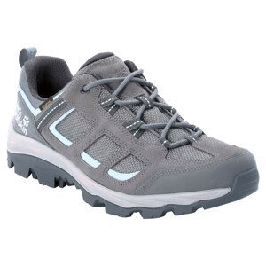 Dámské boty Jack Wolfskin Vojo 3 Texapore Low M Velikost bot (EU): 41 / Barva: šedá/modrá