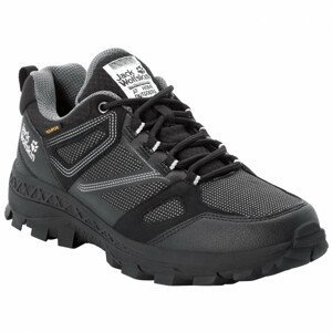 Dámské boty Jack Wolfskin Downhill Texapore Low W Velikost bot (EU): 39 / Barva: černá