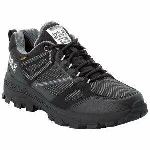Dámské boty Jack Wolfskin Downhill Texapore Low W Velikost bot (EU): 39,5 / Barva: černá