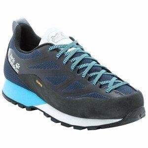 Dámské boty Jack Wolfskin Scrambler 2 Texapore Low W Velikost bot (EU): 38 / Barva: černá/modrá