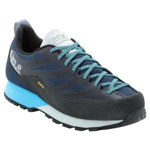 Dámské boty Jack Wolfskin Scrambler 2 Texapore Low W Velikost bot (EU): 41 / Barva: černá/modrá