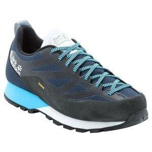 Dámské boty Jack Wolfskin Scrambler 2 Texapore Low W Velikost bot (EU): 42 / Barva: černá/modrá