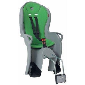 Cyklosedačka Hamax Kiss Barva: šedá/zelená