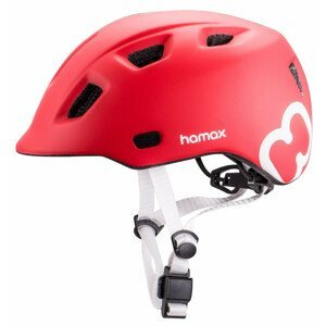 Dětská cyklistická helma Hamax Thundercap Velikost helmy: 47-52 cm / Barva: červená
