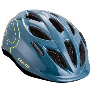 Dětská cyklistická helma Hamax Skydive Velikost helmy: 50-55 cm / Barva: modrá