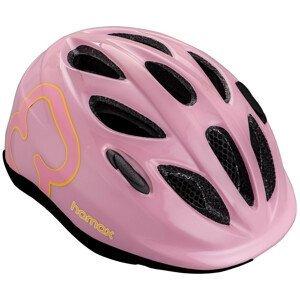 Dětská cyklistická helma Hamax Skydive Velikost helmy: 50-55 cm / Barva: růžová