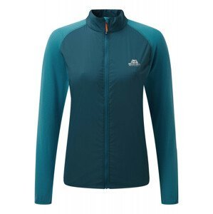Dámská bunda Mountain Equipment W's Trembler Jacket Velikost: L / Barva: modrá
