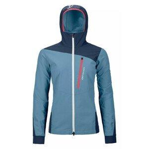 Dámská bunda Ortovox Pala Jacket W Velikost: L / Barva: modrá