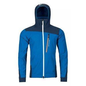 Pánská bunda Ortovox Pala Jacket M Velikost: M / Barva: světle modrá