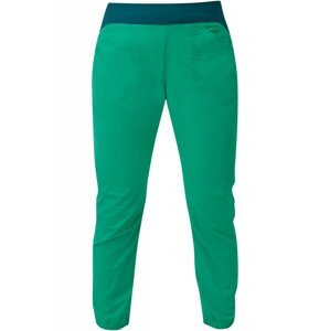 Dámské kalhoty Mountain Equipment Dihedral Wmns Crop Pant Velikost: M / Barva: zelená