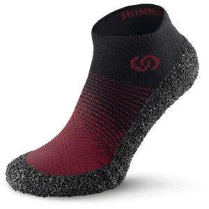Ponožkoboty Skinners 2.0 Velikost ponožek: 41-42 / Barva: červená