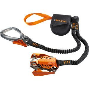 Ferratová brzda Skylotec Rider 3.0-R Barva: černá/oranžová