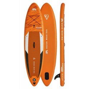 Paddleboard Aqua Marina Fusion 10'10 Barva: oranžová