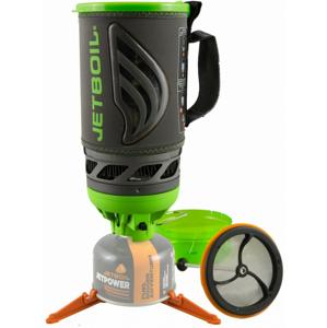 Jet Boil Varič Jetboil Flash™ Java Ecto Barva: černá/zelená