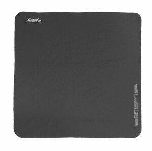Rychleschnoucí osuška Matador Ultralight travel towel - Small Barva: černá