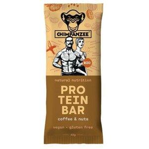 Tyčinka Chimpanzee BIO Protein Bar Coffee & Nuts 40g Příchuť: káva