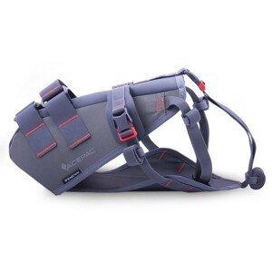 Upínací pás ráčnový Acepac Saddle Harness Barva: šedá