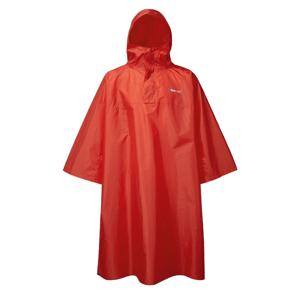 Pončo Trekmates Deluxe Barva: červená