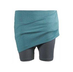 Sportovní sukně Skhoop Gerd Skort Velikost: 36 / Barva: zelená