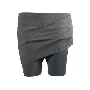 Sportovní sukně Skhoop Gerd Skort Velikost: 36 / Barva: šedá