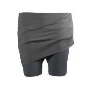 Sportovní sukně Skhoop Gerd Skort Velikost: 38 / Barva: šedá