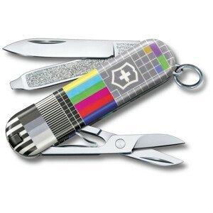 Kapesní nůž Victorinox Victorinox Classic 58 mm Barva: šedá