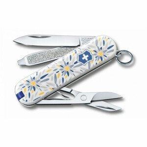 Kapesní nůž Victorinox Victorinox Classic 58 mm Barva: žlutá/bílá
