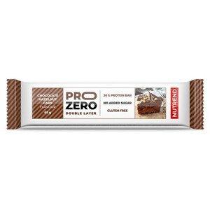 Tyčinka Nutrend Prozero Příchuť: čokoládovo-oříškový koláč
