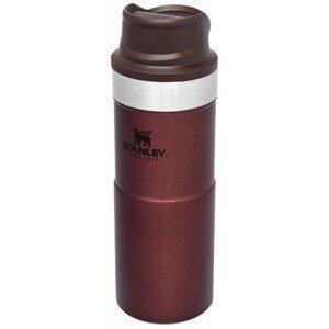 Termohrnek Stanley Classic Trigger Action 350 ml Barva: červená