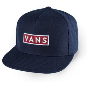 Kšiltovka Vans MN Easy Box Snapback M Barva: modrá