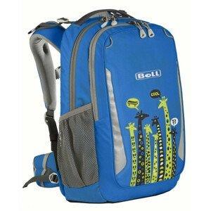 Školní batoh Boll School Mate 20 Giraffe Barva: modrá