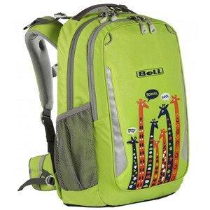 Školní batoh Boll School Mate 20 Giraffe Barva: světle zelená
