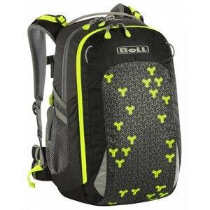 Školní batoh Boll Smart 24 Cubes Barva: černá