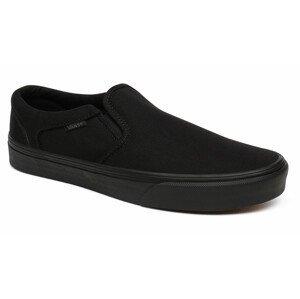 Pánské boty Vans MN Asher Velikost bot (EU): 47 / Barva: černá