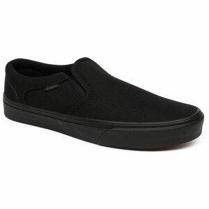 Pánské boty Vans MN Asher Velikost bot (EU): 44,5 / Barva: černá