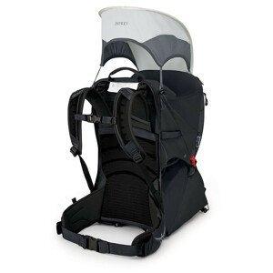 Dětská sedačka Osprey Poco LT Barva: černá