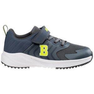 Dětské boty Bejo Barry Jr Dětské velikosti bot: 34 / Barva: modrá/zelená