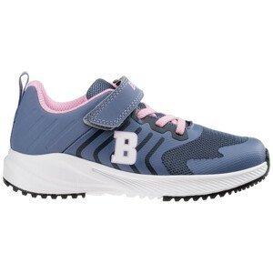 Dětské boty Bejo Barry Jr Dětské velikosti bot: 28 / Barva: modrá/růžová