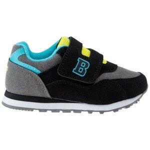 Dětské boty Bejo Baloo Kids Dětské velikosti bot: 24 / Barva: šedá/žlutá