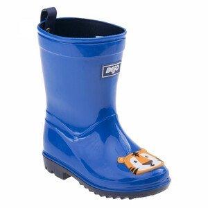 Dětské holínky Bejo Cosy Wellies Kids Dětské velikosti bot: 23 / Barva: modrá