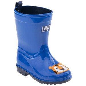 Dětské holínky Bejo Cosy Wellies Kids Dětské velikosti bot: 24 / Barva: modrá