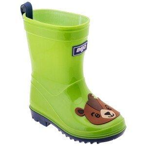Dětské holínky Bejo Cosy Wellies Kids Dětské velikosti bot: 30 / Barva: zelená