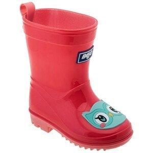 Dětské holínky Bejo Cosy Wellies Kids Dětské velikosti bot: 25 / Barva: růžová