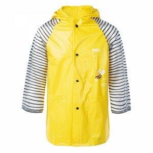Dětská pláštěnka Bejo Cozy Raincoat Kids Velikost: 110-116 / Barva: žlutá