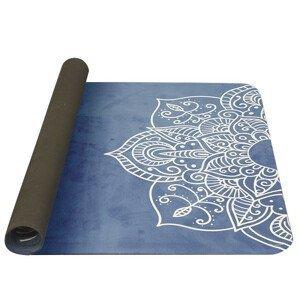 Jogamatka Yate Yoga Mat přírodní guma Barva: modrá