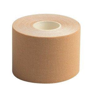 Tejpovací páska Yate Kinesiology tape 5 cm x 5 m Barva: béžová