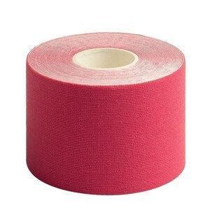Tejpovací páska Yate Kinesiology tape 5 cm x 5 m Barva: růžová