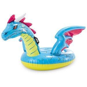 Nafukovací hračka Intex Drak Dragon Ride-On 57563NP Barva: modrá